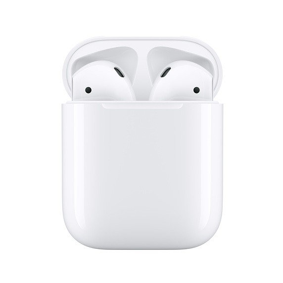 APPLE AirPods mit Ladecase (2.Generation)