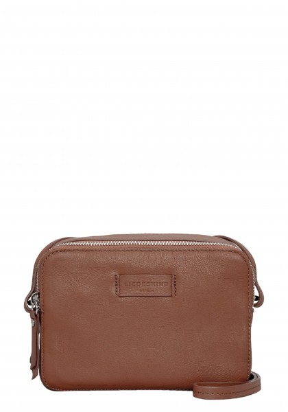 LIEBESKIND Tasche Camera Bag Small - bourbon